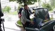 Волейнационалите се събраха с Радо Стойчев, подновяват тренировки