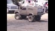 Toyota Mud Bog - Mud Bogg