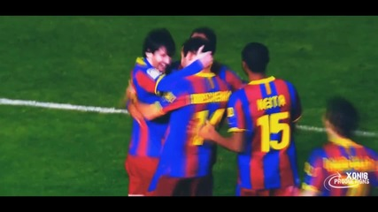 Messi 2011 Top 10 Goals Hd