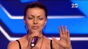 X Factor 25.09.2014 - Преслава