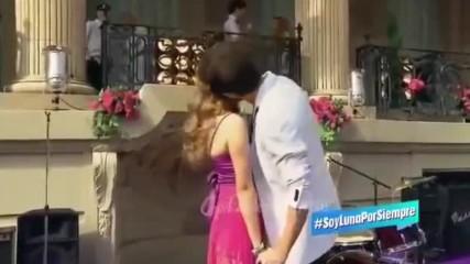 Soy Luna 3 - Луна се появява на приема - епизод 60 Финал + Превод
