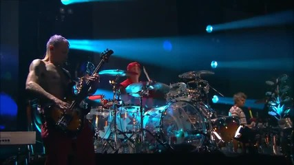 Red Hot Chili Peppers - Brendan's Death Song - Live