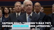 Captain Sully and American Airlines make Boeing wince