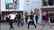 Танци и бойни изкуства на улицата