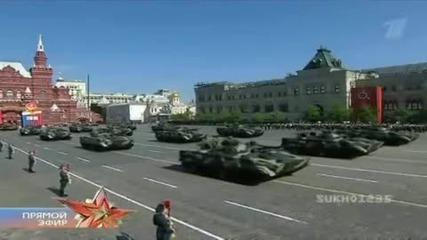Военната мощ на Русия