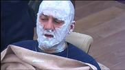 Джино стана бръснар на Гъмов