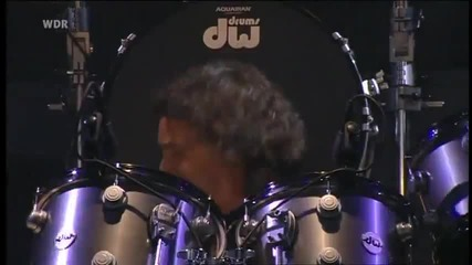 Heaven Hell - Drum Solo Live At Rockpalast 2009