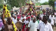 Indian WHIPLASH? Ferocious whips descend on women to cast evil spirits away