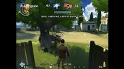Най - Яката Онлайн Игра Battlefield Heroes - Soldier Gameplay ( Високо Качество )