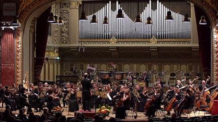 Фестивален оркестър ММД 2019 в зала Ateneul Român