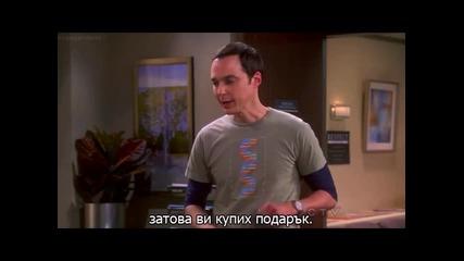 Теория За Големия Взрив Сезон 6 Епизод 20 - The Big Bang Theory - превод - субтитри бг