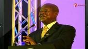 Президентът на Уганда рапира! - Do You Want Another Rap?