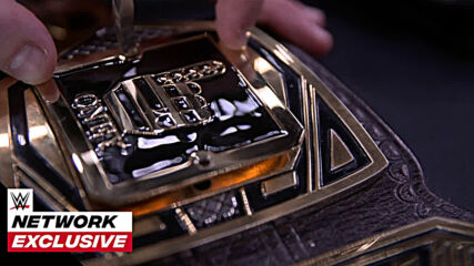 Lorcan & Burch's side plates are added to the NXT Tag Team Titles: WWE Network Exclusive, Oct. 28, 2020