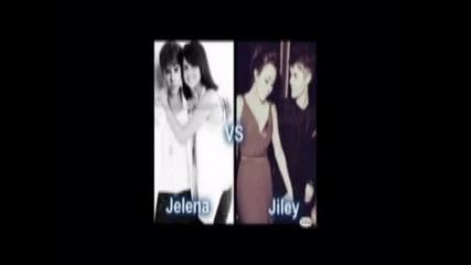 {j&s&m}-jiley vs Jelena One more chance