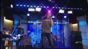 Selena Gomez A Year Without Rain 9 - 23 - 10 (live at Good Morning America)