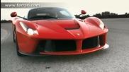 Най-новият звяр на Ферари - La Ferrari