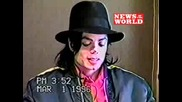Exclusive: Michael Jackson Интервю за news of the world