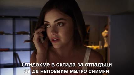 Bg sub Малки сладки лъжкини сезон 6 епизод 5 /pretty little liars season 6 episode 5