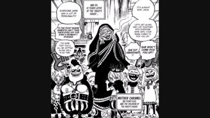 One Piece Manga - 866 Natural Born Destroyer