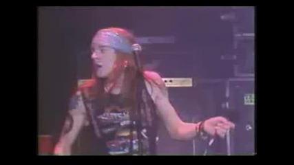 Guns N Roses - Out Ta Get Me