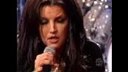 Lisa Marie Presley - Idiot Jay Leno