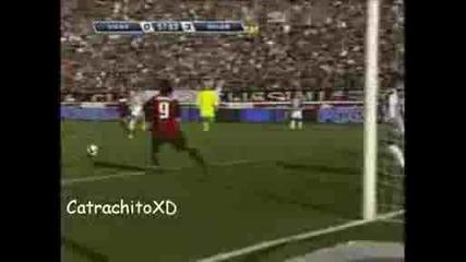 Ac Milan vs Siena 5 - 1 Hd Highlights 3 - 15 - 2009.avi