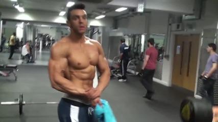 Aesthetic Фитнес мотивация !!!