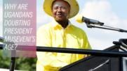 Growing younger: Ugandan president's peculiar baptism