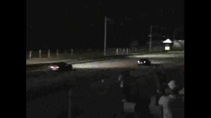Nissan 350z Vs. Porsche 996 Turbo