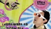 The Mint Chicks - I Don'T Want To Grow Old (Оfficial video)