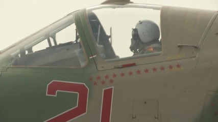 Syria: Russian jets conduct anti-terror airstrikes from Hmeymim Airbase