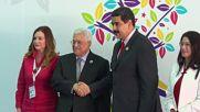 Venezuela: Castro, Mugabe, Rouhani arrive with NAM leaders for annual summit