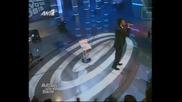 Giannis Ploutarxos - Ax Aggele Mou (Live)