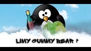 Никотинова течност - Limy Gummy Brear