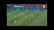 Мондиал 2014 - Южна Корея 2:4 - Голов рекорд доближи Алжир до 1/8 финалите!