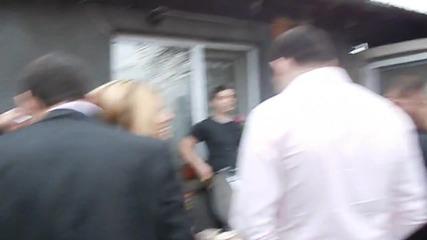Венко и Деси 01.12.2012г. Шумен