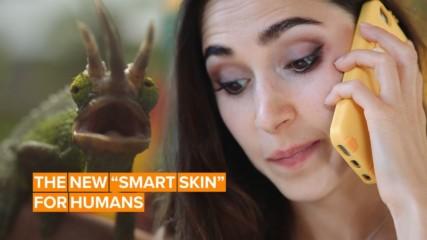 Thanks, Chameleons! Humans might get color-changing skin