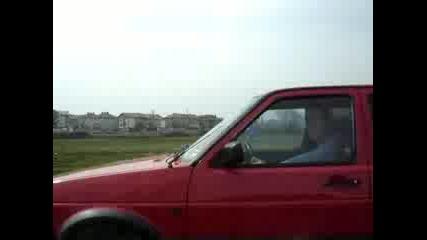Peugeot 106 & Vw Golf Gti