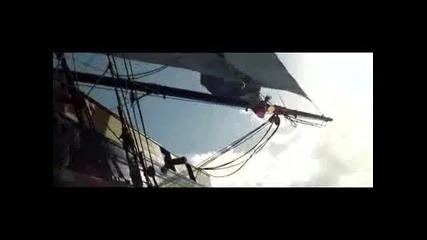 Карибски Пирати - Проклятието на Черната Перла Част 3 ( Бг Аудио )