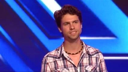 Лъчезар Димитров - X Factor (09.09.2014)