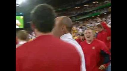 Rugby Final Australia vs England 2nd Et