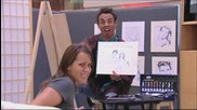 Смях! Художникът със странните рисунки - скрита камера