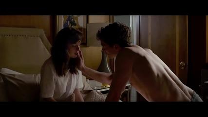 Fifty Shades of Grey Trailer 2 (2015) - Dakota Johnson, Jamie Dornan Romance Movie Hd