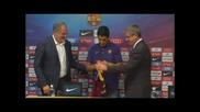 ВИДЕО: Барселона представи Луис Суарес