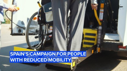 The online campaign fighting for the rights of people with reduced mobility