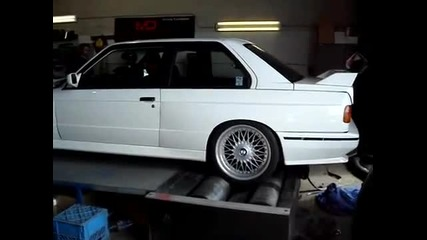 Bmw E30 M3 Turbo Dyno