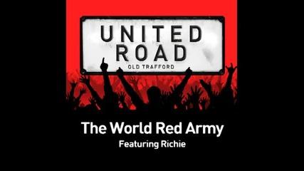Химн на Манчестър Юнайтед! United Road