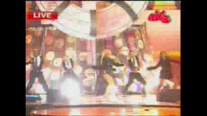 Christina Aguilera - Anom & Candyman live