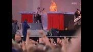 Sweet dreams Marilyn Manson(live)hq