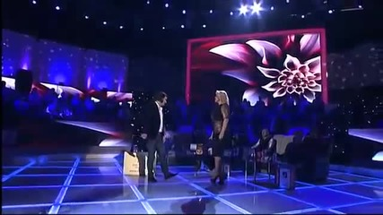 Aca Lukas i Snezana Djurisic - Obrisi suze draga - (LIVE) - Narod pita (Tv Pink 2014)